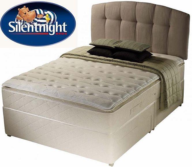 Silentnight Beds Vibrance King Size Divan Bed