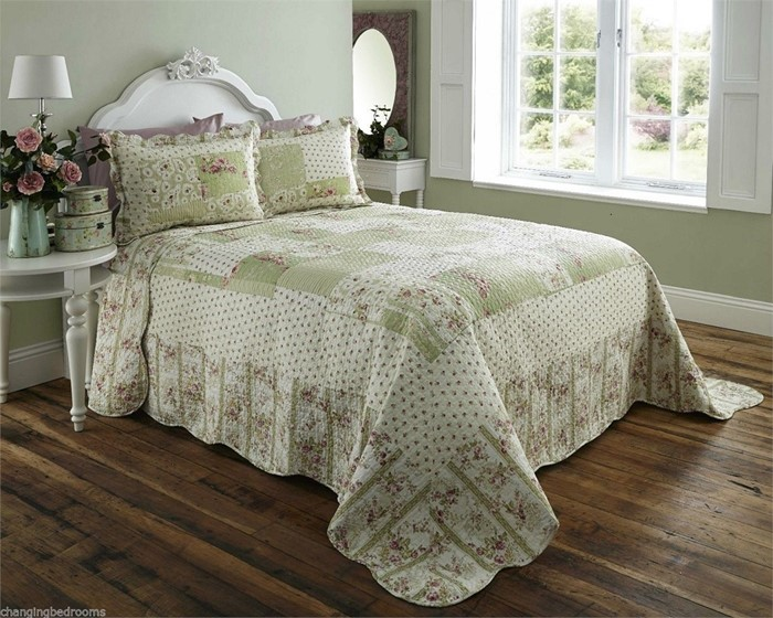 Changingbedrooms.com King Size Supersoft Nanty Olive Green