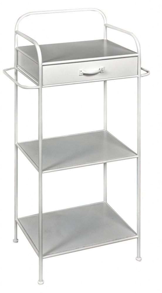 Brilliant  Shelves And Hooks Gt Bathroom Shelves Gt 3 Tier Bathroom Storage