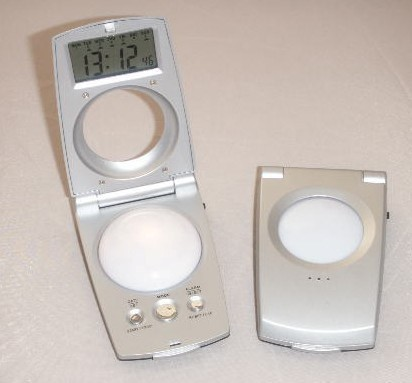 Alarm Clock with light