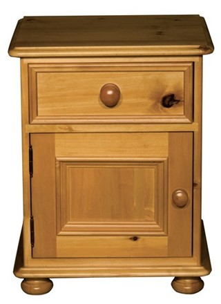 Ascot Door And Drawer Bedside Left Hand Hinge