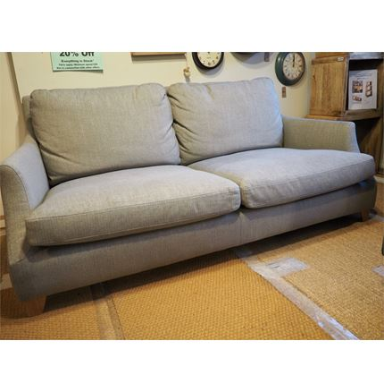 EX DISPLAY OFFER - Rose 2 seater Sofa by Sits - Lux Comfort