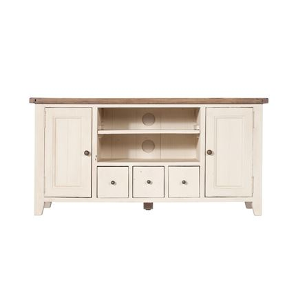 EX DISPLAY Tv Stand  / unit - Cotswold Furniture