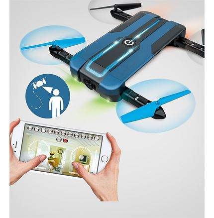 FX179 Selfie Drone with GPS