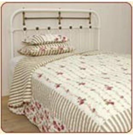 Floral pattern Quilt - Kingsize