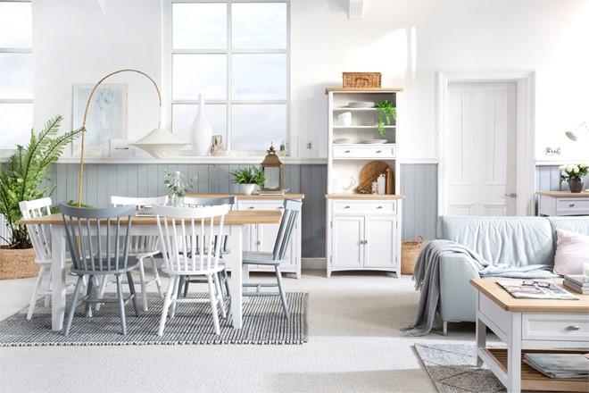Grasmere Dining Furniture - TV Unit