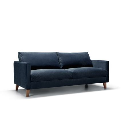 Impulse 2.5 seater Sofa by Sits - in Bellis Dark Blue
