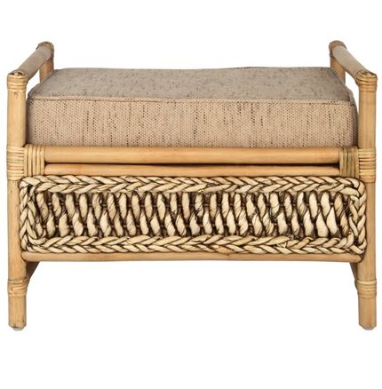 Ivy Footstool by Pacific Lifestyle