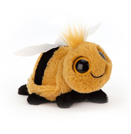Jellycat soft toy - Frizzles Bee