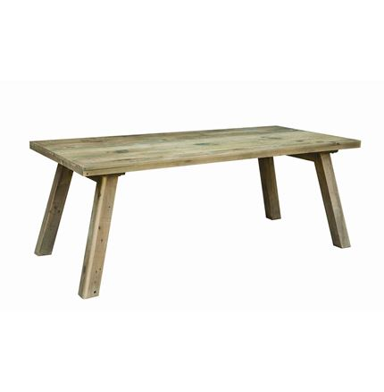 Rustica Dining Furniture - Dining Table