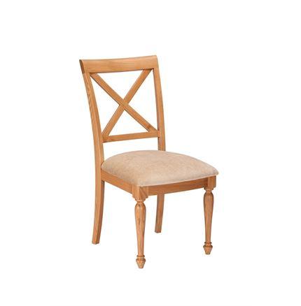 Salisbury Dining Furniture -  Dining Chair - Oak