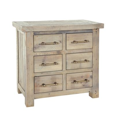 Saltash Dining Furniture - Chest for Drawers (6)