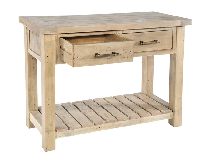 Saltash Dining Furniture Console Table 2 Drawers