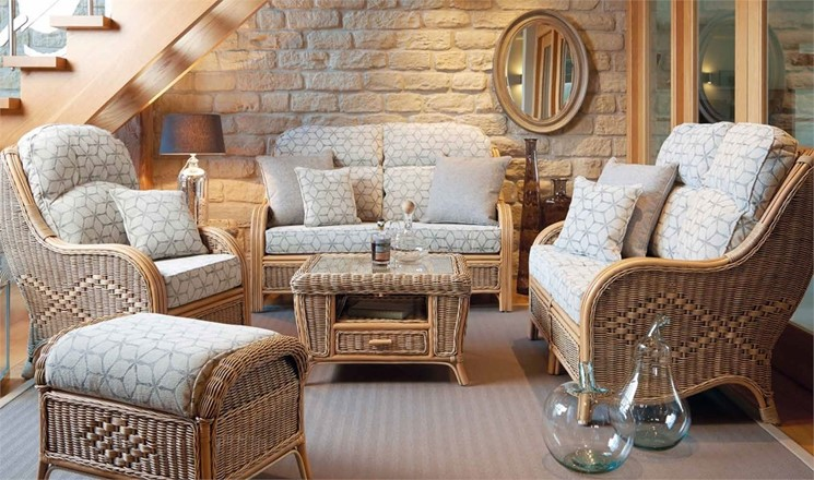 Salzburg - Cane Furniture by Pacific Lifestyle (Habasco)