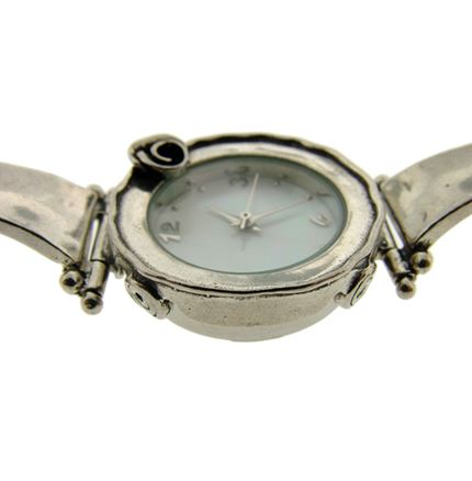 Silver watch - Classic Rose