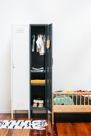 Skinny Locker by Mustard Made - Slate Grey