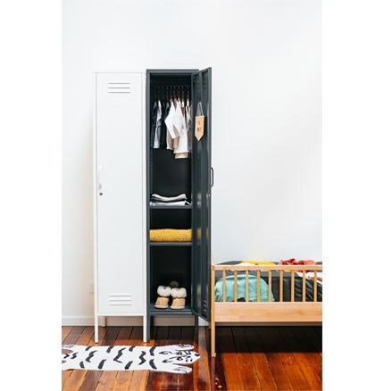 Skinny Locker by Mustard Made - Slate Grey
