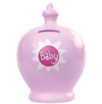 Terramundi money pot - Baby