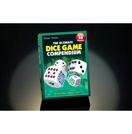 The Ultimate Dice game compendium (by Paul Lamond)