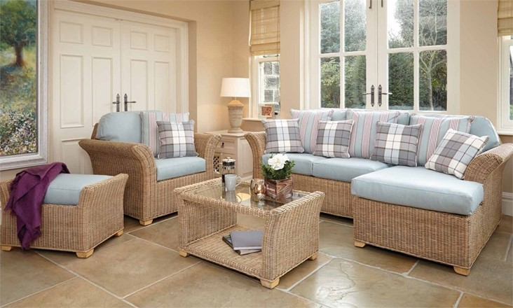 Wisconsin - Cane Furniture by Pacific Lifestyle (Habasco)
