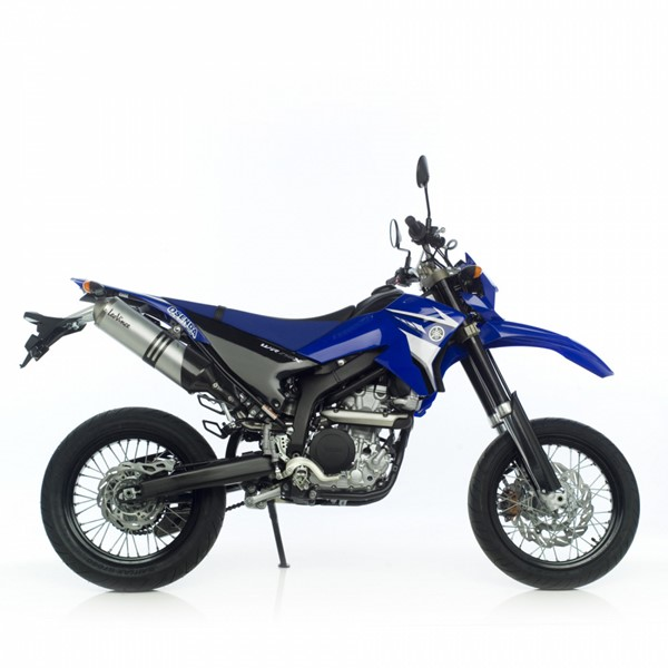 yamaha wr 250 r x leovince x3 enduro slip on exhaust. Black Bedroom Furniture Sets. Home Design Ideas