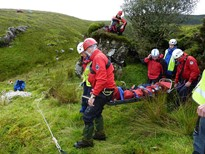 Mountain Rescue Teams (MRTs)